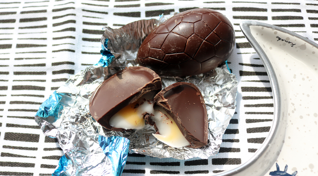 ConsiderIt Chocolate Cream Egg