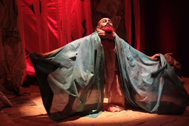 """""""Quaderna, o Encantado"""" volta a cartaz  no Teatro SESI"""