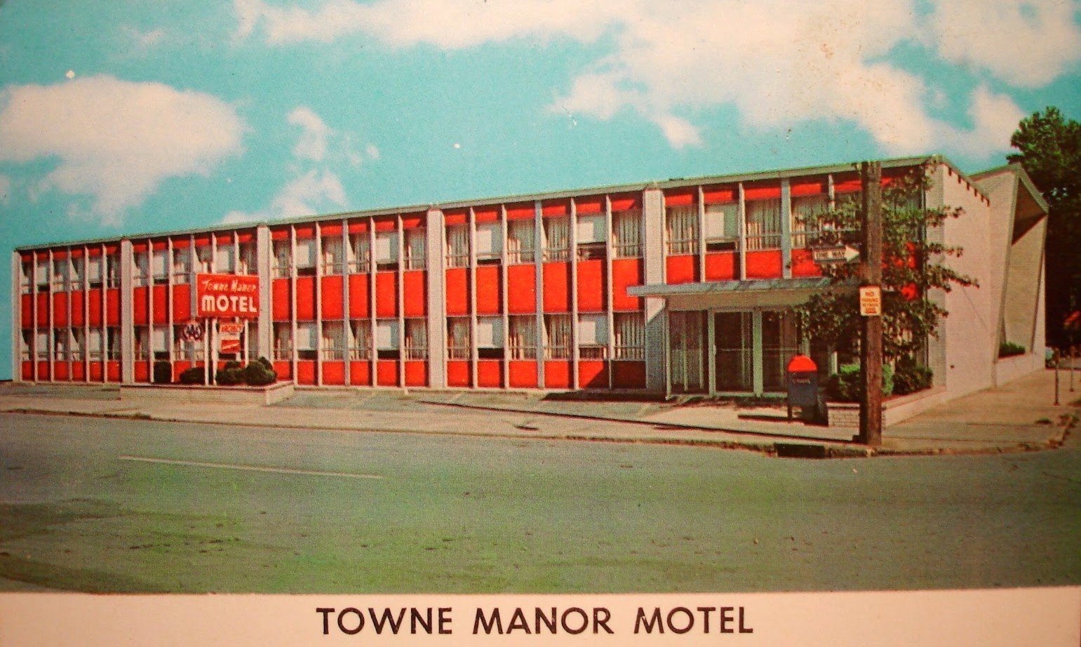 Towne Manor Motel Johnstown Pa