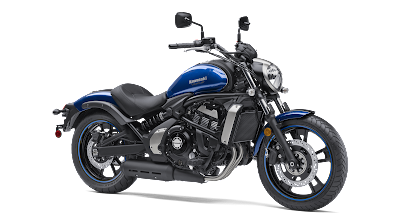 2016 Kawasaki Vulcan S side view