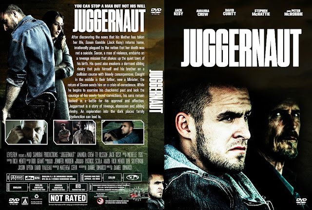 Juggernaut DVD Cover