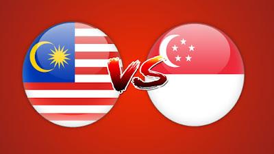 Live Streaming Malaysia vs Singapura Piala AIRMARINE 20.3.2019