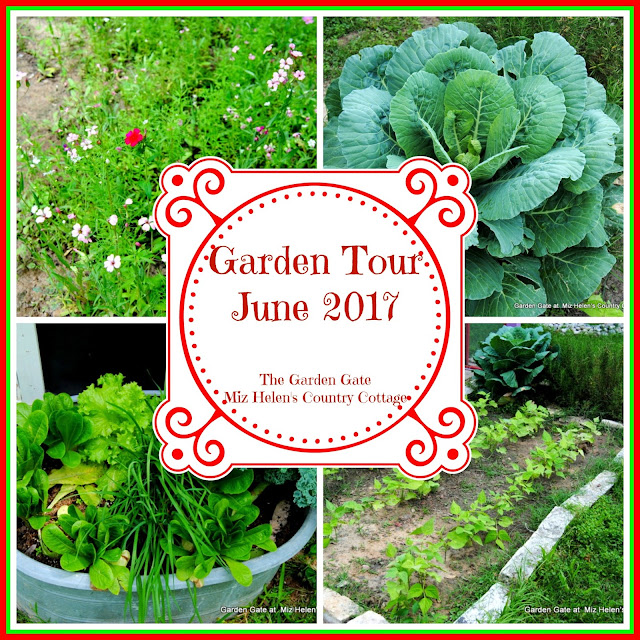 Garden Tour 2017 at Miz Helen's Country Cottage