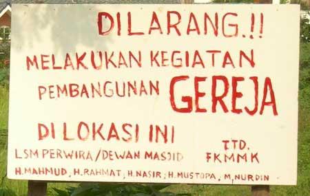 7 Gereja Disegel Paksa di Cianjur, Pihak Gereja Lapor Komnas HAM