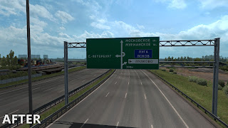 ets 2 realistic signs screenshots 4b