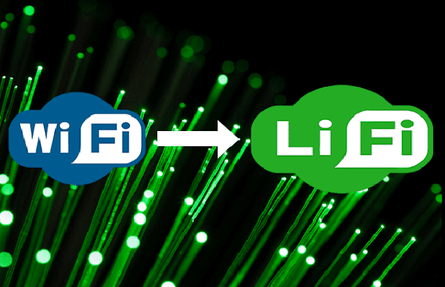 Lifi is new Wifi