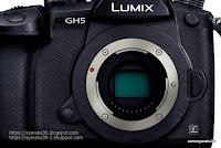 GH5のマウント周辺の写真