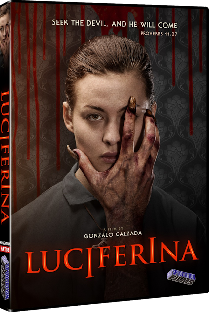 Luciferina cover art