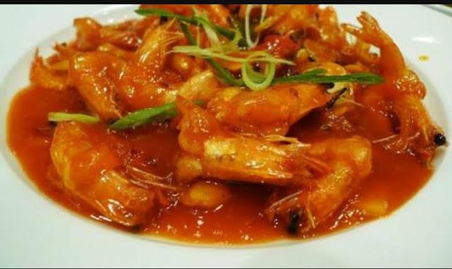 Cara Memasak Dan Resep Udang Asam Manis Ala Chinese Food