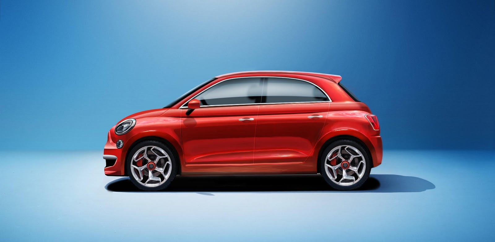 2015 - [Fiat] 500 Restylée - Page 23 500%2Bf%2Bside