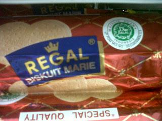 Regal Biskuit Marie 125gr