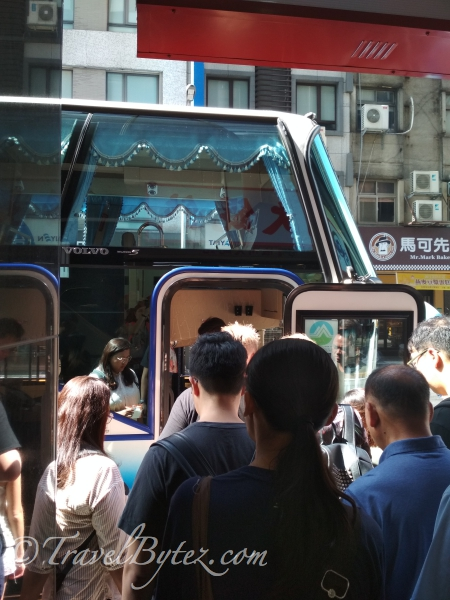 Klook Review: Jiufen Shuttle Bus from Ximen (Jiufen, Shifen Old Street, and Shifen Waterfall)