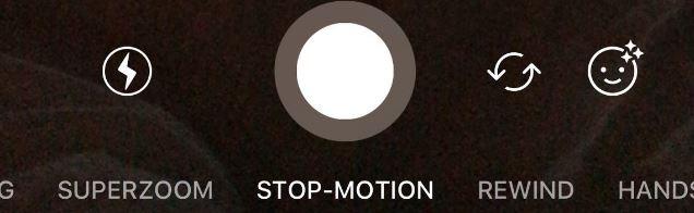 kenapa stop motion instagram tidak muncul di iPhone
