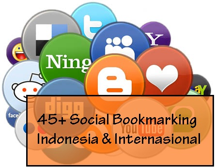 45+ Social Bookmarking