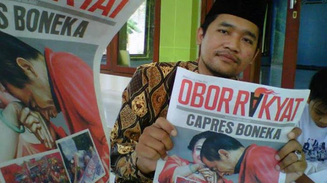 Terungkap Asal Muasal Label PKI dan Anti-Islam pada Jokowi, Pelakunya Adalah . . .