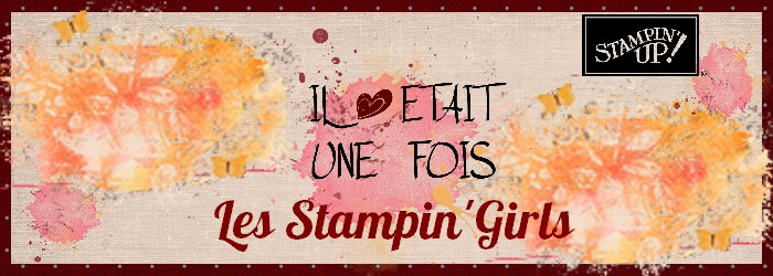 Les Stampin' Girls and the Boy