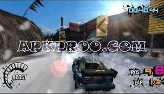 Download MotorStorm: Arctic Edge ISO/CSO Save Data PSP PPSSPP Ukuran Kecil