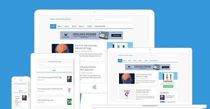 SEO Fast Adsense Blogspot Template