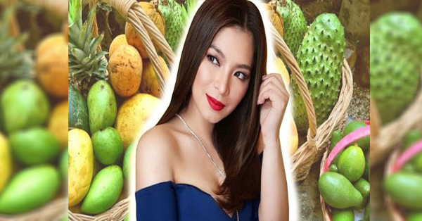 Check Out Angel Locsin's Mini Project And The Fruits Of Her Labor! WATCH IT HERE!