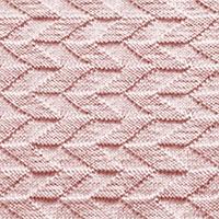Knit Purl 51: Parallelogram | Knitting Stitch Patterns.