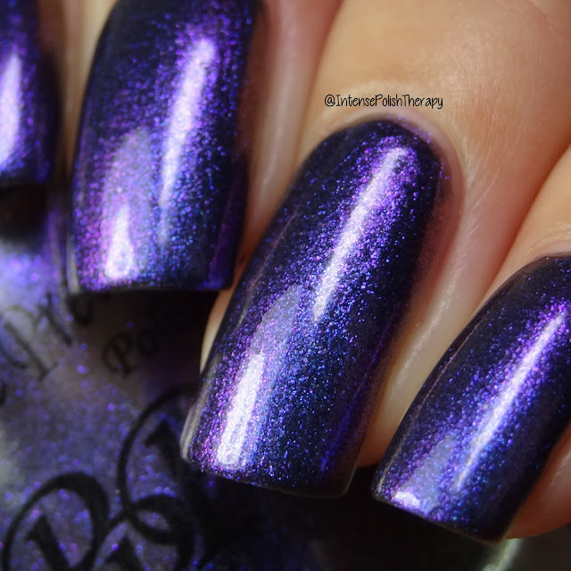 Paint It Pretty Polish - The Black Queen