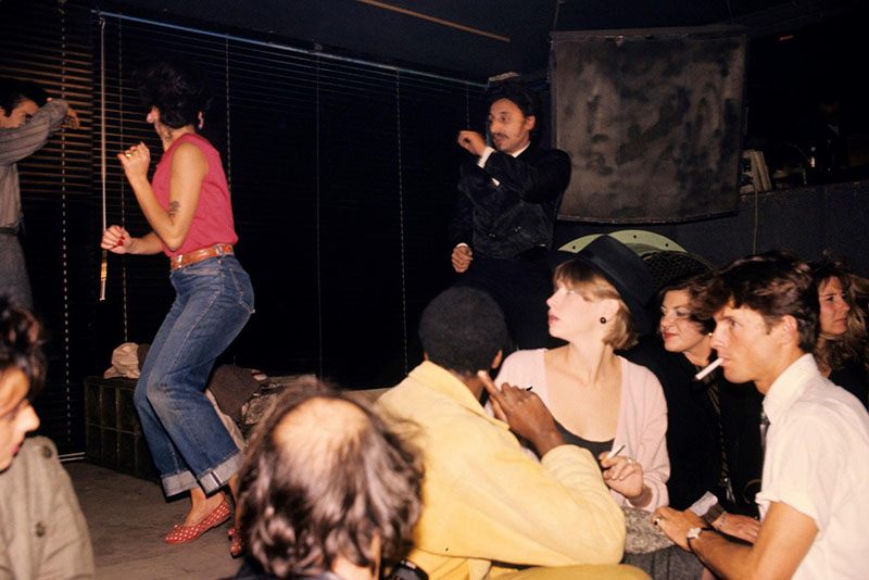 The Studio 54 Of Paris Pictures Of Les Bains Douches From The 1980s
