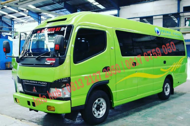 promo paket kredit dp kecil micro bus mitsubishi 2019