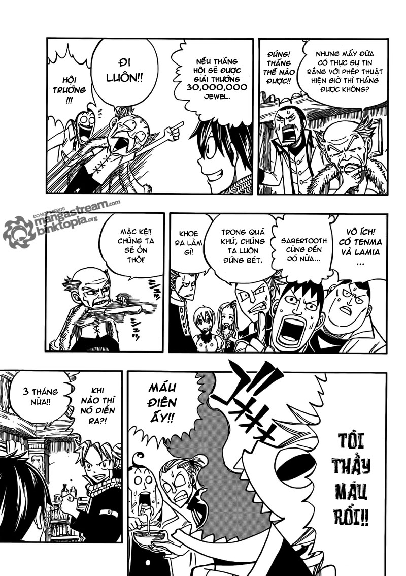 Fairy Tail Chap 260