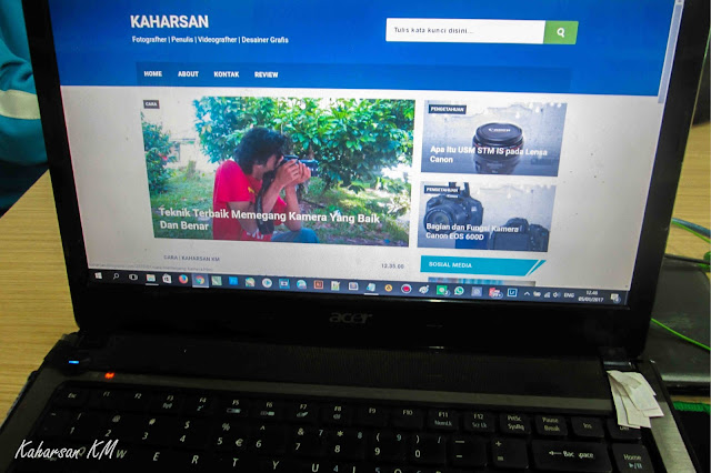 Posisi Vertikal Dan Horizontal Dalam Foto | www.kaharsan.com