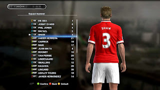 PES 2013 Option File Update For SUN-Patch 4.0 by Official