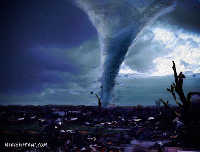 Hurricanes vs Tornadoes Paper