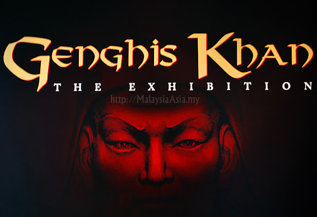 Singapore Genghis Khan Exhibition