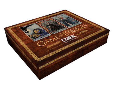 Game of Thrones Tarot Cards Set