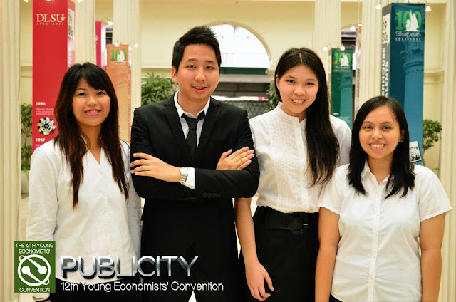 12th Commission's Most Awesome Publicity Team