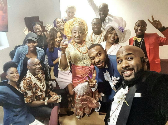 The Series Which Featured Adesua Etomi Gideon Okeke Rmd Alibaba Was Directed By Kemi Adetiba