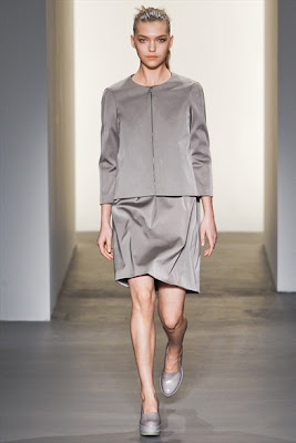 Alla New York s Fashion Week Francisco Costa presenta la sua collezione  Calvin Klein 569a1eafe66