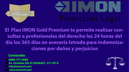 asesoria legal prepagada empresas Capital Federal Argentina