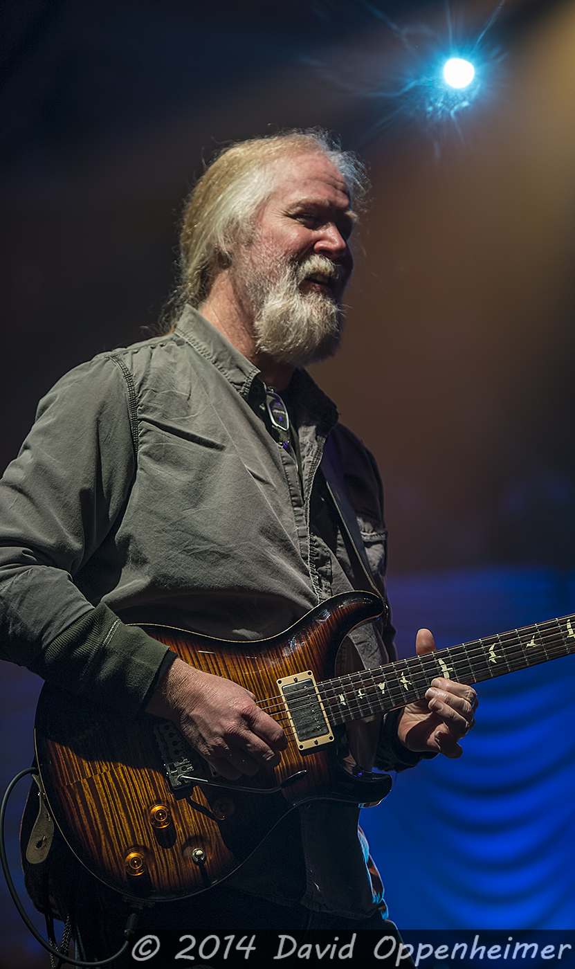 Jimmy Herring with Aquarium Rescue Unit