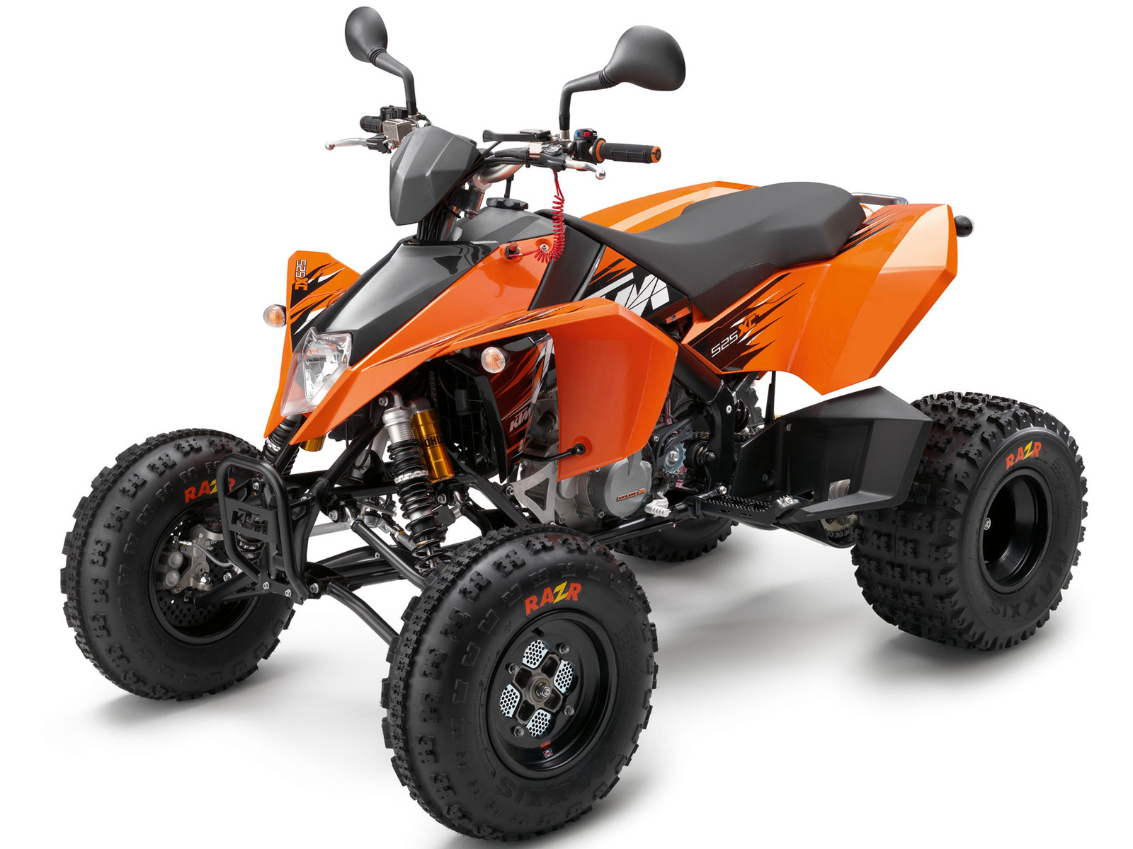 2012 ktm 525xc atv review pictures specifications. Black Bedroom Furniture Sets. Home Design Ideas