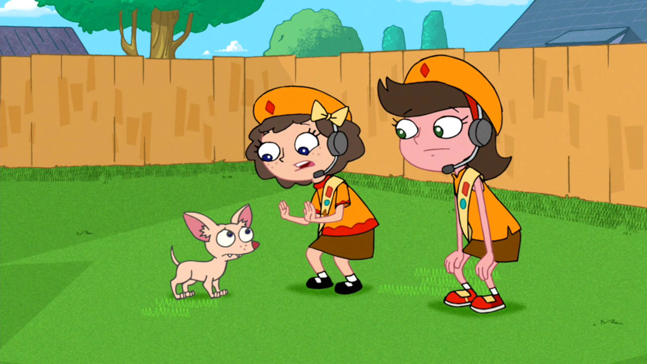 The gallery for --> Phineas And Ferb Milly