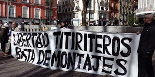 Movimientos en favor de liberar a los titiriteros