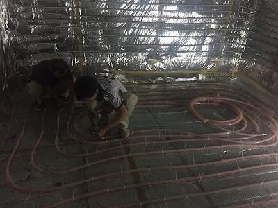Cáp sưởi hồng ngoại Bio - Ceramic - thiết bị sưởi ấm sàn Enerpia - 220029