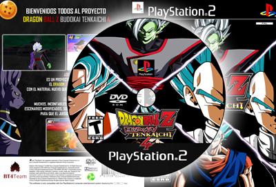 Download Dragon Ball Z Budokai Tenkaichi 4 Version Latino Final