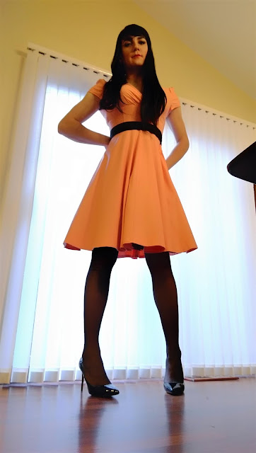 Beautiful Italian crossdresser