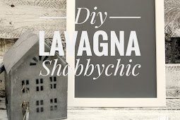 Diy: lavagna shabby chic style