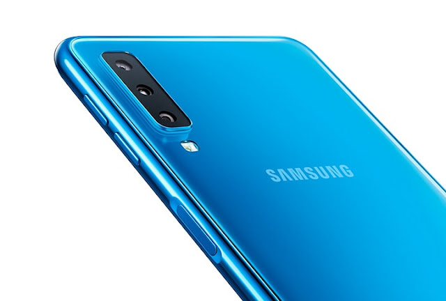 Kamera Samsung Galaxy M30