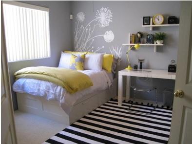 colores de pintura bonitos para dormitorios gris
