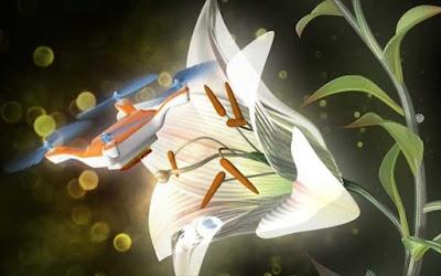 Μικρά drones - «μέλισσες» για γονιμοποίηση φυτών