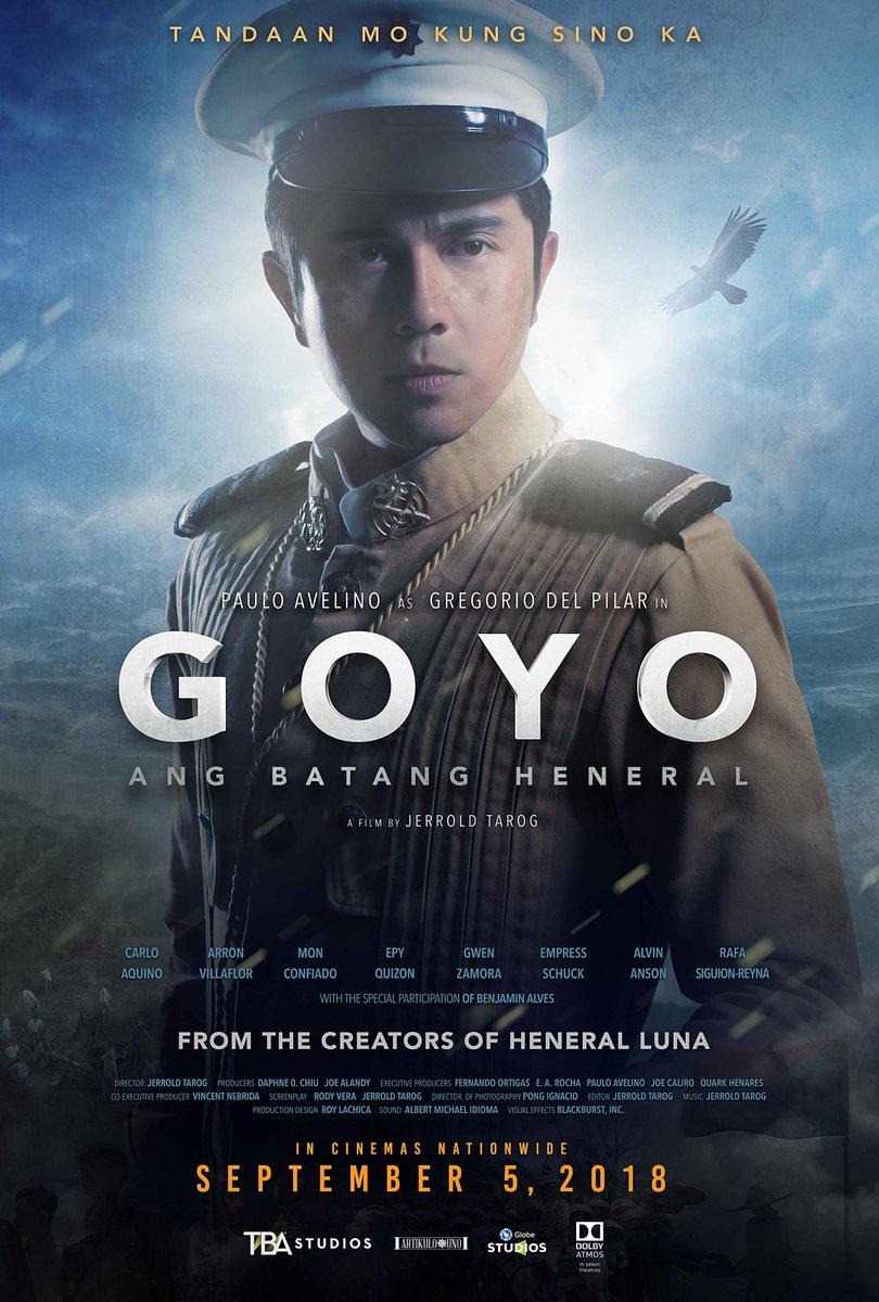 Vị Tướng Trẻ Tuổi - Goyo: The Boy General (2018)