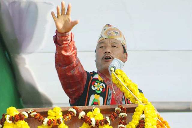 Bimal Gurung's message on Independence Day